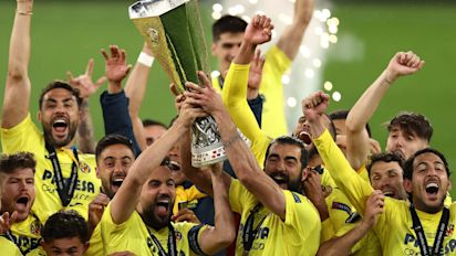 22 penalidades e Unai Emery na história: a épica conquista da Europa League pelo Villarreal