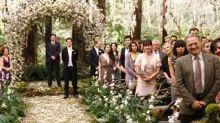 Homens explicam o que sentiram ao ver suas noivas subindo ao altar