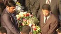 Raw: Funeral Held for Royal Hoax Nurse