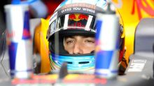 Grid penalty for Ricciardo at British GP