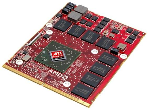 ATI FirePro M5800 mobile graphics chipset listed, world awaits details with bated breath