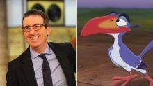 John Oliver to take on role of Zazu in live-action Lion King remake
