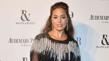 Ashley Graham Steps Out In Sheer Sequined Dress That Leaves Little to the Imagination -- See the Sexy Look!