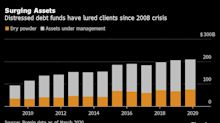 Distressed Debt Funds Target Companies Facing Loss of Covid Aid