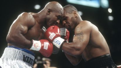 Holyfield-Tyson? 5 fights we'd like to see next