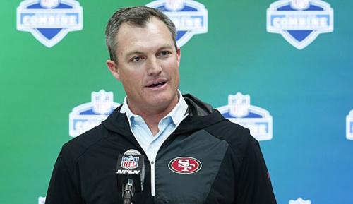 NFL: Draft: 49ers heizen Quarterback-Gerüchte an