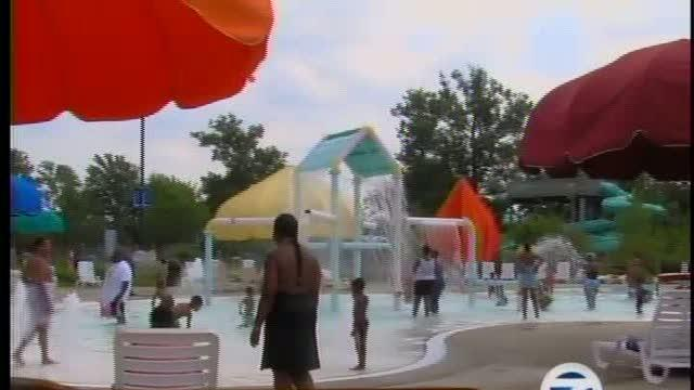 Closing the water park?