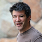 Former Uber CEO Travis Kalanick is officially back as the new chief executive of a real-estate startup with 15 employees