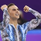 Adam Rippon would 'totally' accept Mike Pence's call