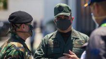 Mais de 160 militares venezuelanos têm COVID-19