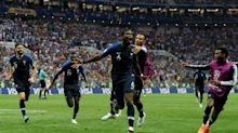 World Cup Final Player Ratings: Pogba edges Mbappe as key man