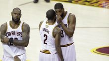 Report: Kyrie Irving gave teammates the silent treatment at playoff practice
