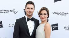 Robbie Amell and Wife Italia Ricci Expecting First Child Together