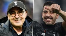 'No words needed' - Sarri applauds Buffon after latest Serie A record