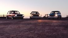 Learn the history of the VW Citi Golf, a South African legend