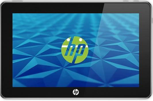 HP Android tablet coming later than you think, or not at all