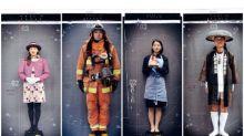 【相集】法國藝術家大型企劃 拍攝日本102位各行各業職員