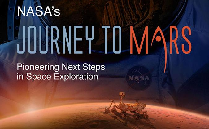 NASA details its plans to reach and explore the red planet