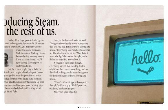 Interview: Steam on Mac OS X is 'the biggest event in Steam's history,' John Cook says
