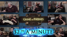'Game of Thrones' Cast Answers Confused Fans' Questions for Kimmel's 'Game of Phones'