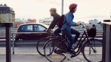 'I pedal my problems away': three commuters on the joy of cycling to work