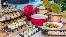 A new durian challenger appears: The fruity feast comes to Orchard this month with a sweet and savory buffet