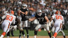 Raiders offensive tackles look to neutralize Tampa Bay's pass rush