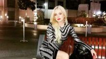Lindsay Lohan pede para ser a nova Batgirl do cinema
