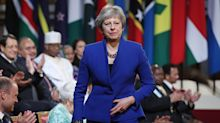 Front Bench: Theresa May's great Commonwealth plan may have gone pear-shaped, but the Irish border should offer a distraction