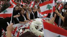 Soldier who shot Lebanese protester dead charged with murder