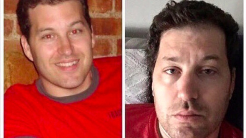 Side-By-Side 'Before And After' Photos Show What Having Kids Does To You