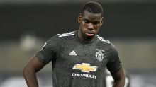 Man Utd midfielder Paul Pogba tests positive for Covid-19