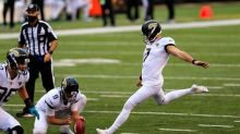 Jaguars on verge of NFL record with 'crazy' kicking carousel