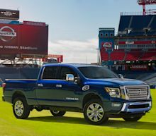 View 2020 Nissan Titan XD Photos