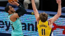 Hornets Head to Indiana For NBA Play-In Tournament Opener
