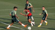 Lateral e artilheiro na base; relembre gols de Lucas Esteves pelo Palmeiras