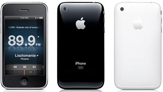 iPhone and iPod touch radio app with iTunes store integration on the horizon?