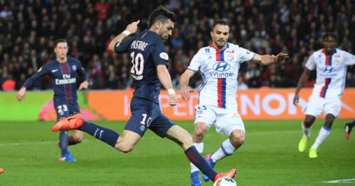 Foot - L1 - 30e j. - Le PSG a battu Lyon et reste à 3 points de Monaco
