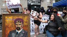 """Seguro con eso se logra la justicia""; critica Noroña a ocupantes"