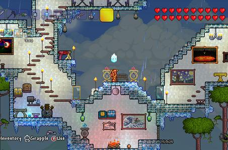 Terraria leaping to PS4, Xbox One sandboxes later this year