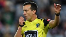 Referee Cecchin to return to NRL field