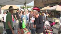 The Cherry Street Farmers' Market opens on Saturday