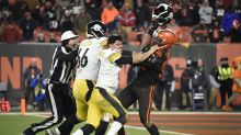 Huge fight breaks out in Browns and Steelers matchup