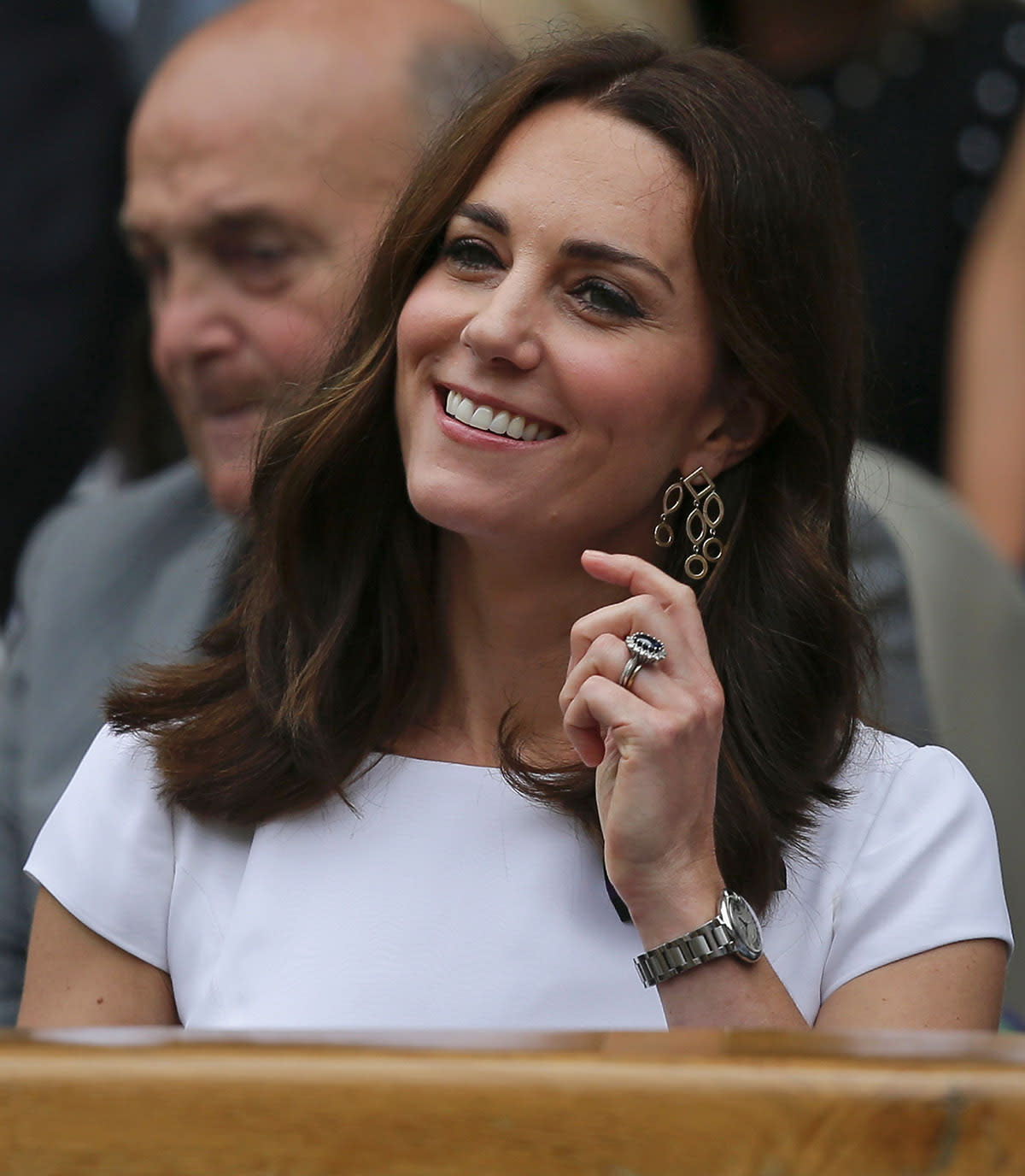 kate middleton wimbledon - 736×843