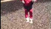 Toddler Does Not Like to Swing