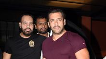 Salman, SRK, Riteish attend Arpita's Diwali bash