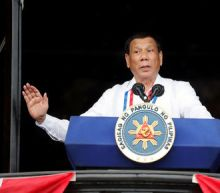 Philippines' ousted Supreme Court chief lambastes Duterte