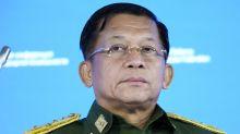 Myanmar military extends emergency, promises vote in 2 years