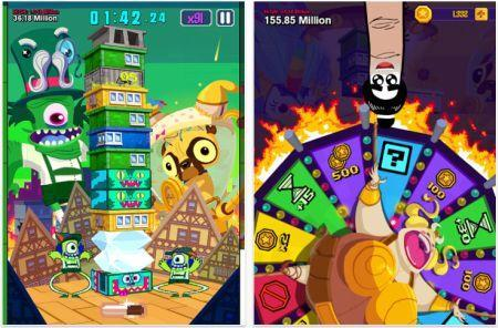 Daily iPhone App: Super Monsters Ate My Condo makes a great game even better