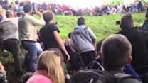 Cheese-Rolling Mayhem in Gloucestershire